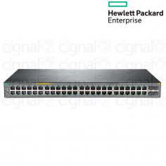 Switch HP 1920S 24G (JL386A) de 48 Puertos - 24 POE+