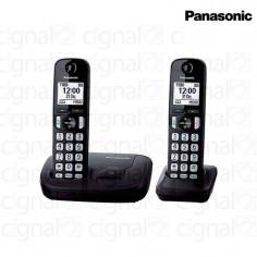 Teléfono Panasonic inalámbrico digital KX-TGD212AG