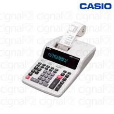 Calculadora Casio DR-120TM Con Impresora Blanca