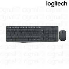 Teclado y Mouse Logitech MK235 Inalambrico