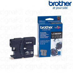 Cartucho de tinta Brother LC980BK