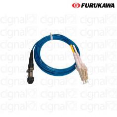 Patch Cord Duplex Furukawa SM LC/SC 9 2,5 Mts