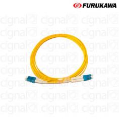 Patch Cord Duplex Furukawa SM 9 LC/LC LSZH 2,5 Mts