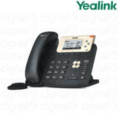 Teléfono IP Yealink SIP-T23G POE de 3 líneas