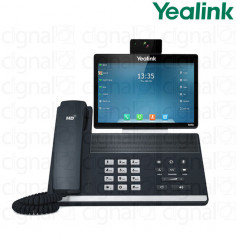 Video Teléfono IP Yealink VP-T49G POE de 16 líneas