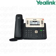 Teléfono IP Yealink SIP-T27G POE de 6 líneas