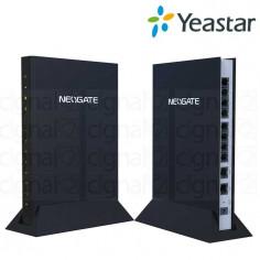 Gateway Yeastar TA800 - 8 FXS - 1 LAN - 1 WAN - 12V 1A